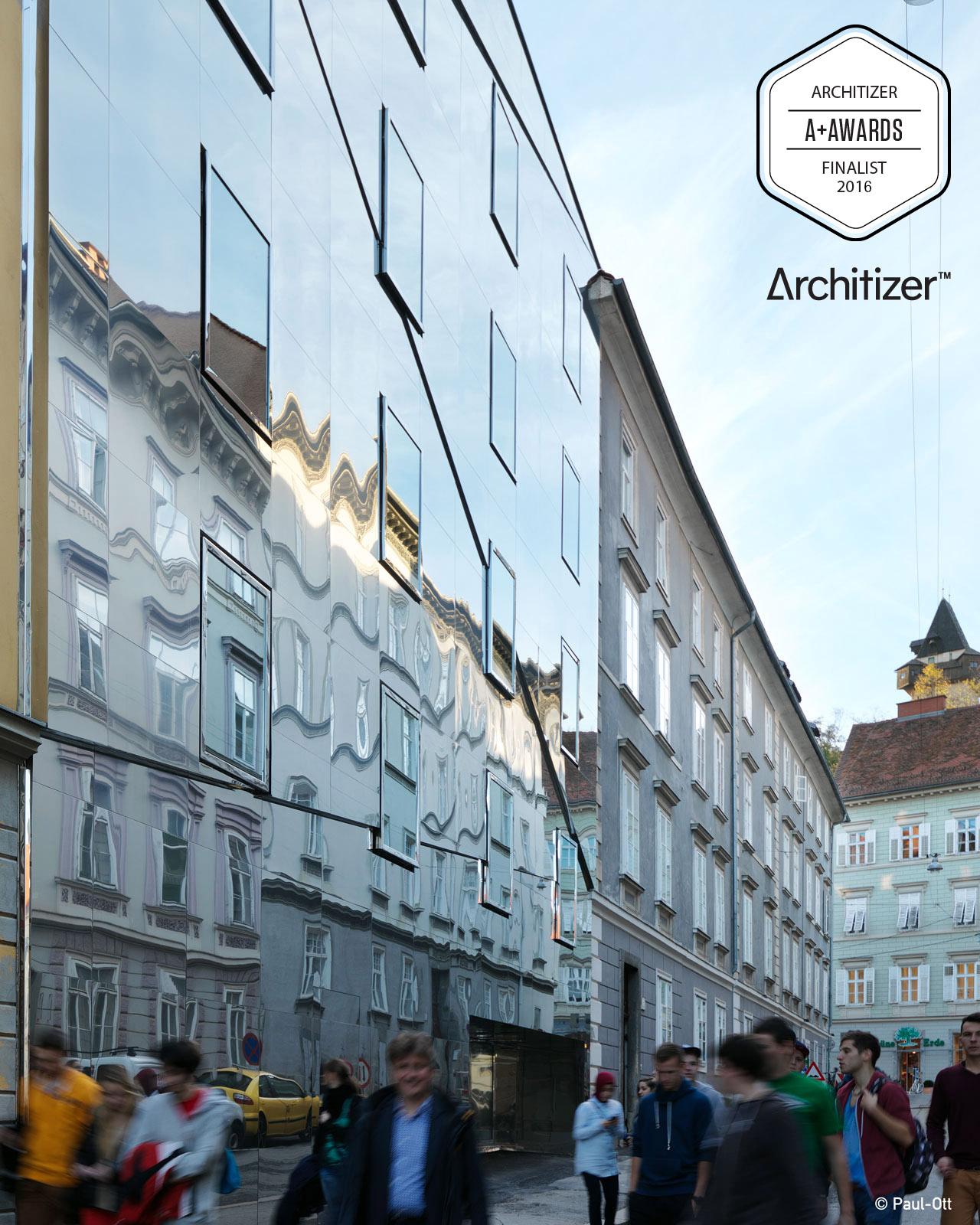 Stadthaus Ballhausgasse Graz 11.2013
